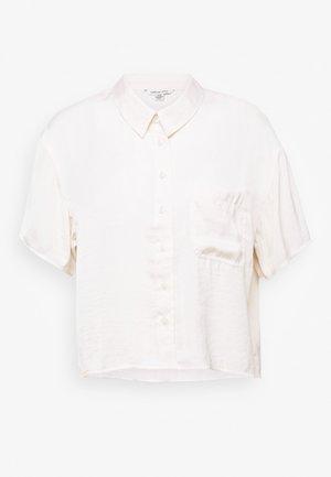 CORE SILKY - Skjorte - cream