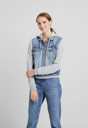 CLASSIC JACKET - Chaqueta vaquera - medium wash