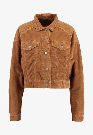 BOYFRIEND JACKET - Lett jakke - brown