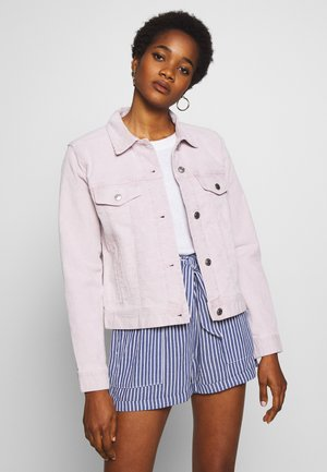 COLOR CLASSIC JACKET - Lehká bunda - pink