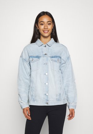 JACKET - Giacca di jeans - light wash