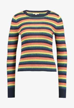 STRIPED - Sweter - multi