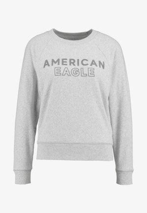 INTERNATIONAL CREW - Sweatshirt - gray