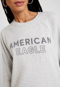 American Eagle - INTERNATIONAL CREW - Bluza - gray - 5