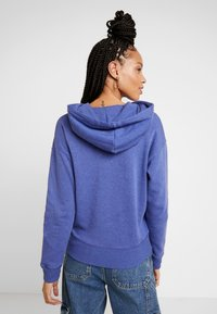American Eagle - INTERNATIONAL HOODIE - Hoodie - blue