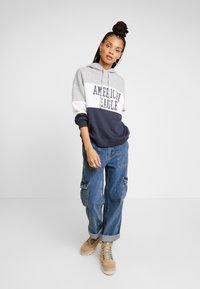 American Eagle - GRAPHIC RAGLAN - Sweatshirt - multi - 1