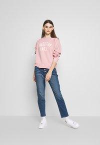 American Eagle - BRANDED CREW - Sweatshirt - pink - 1