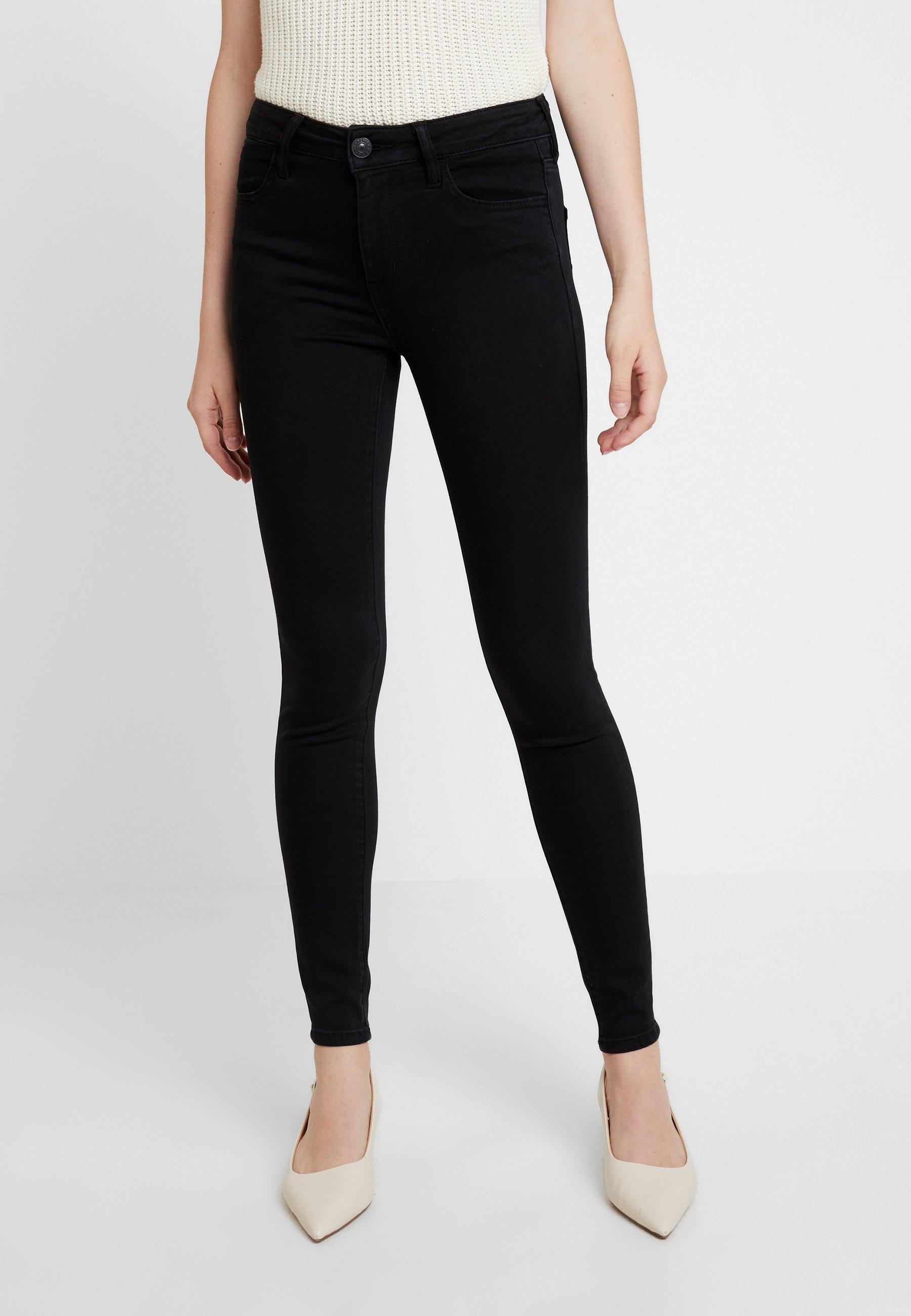 American Eagle NEXT - Jeans Skinny Fit - proper black