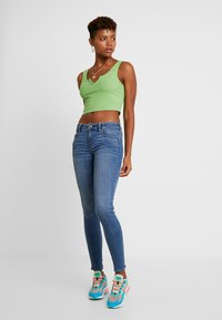 American Eagle - NEXT - Jeans Skinny Fit - starburst blue - 1