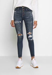 American Eagle - Jeans Slim Fit - faded indigo - 0