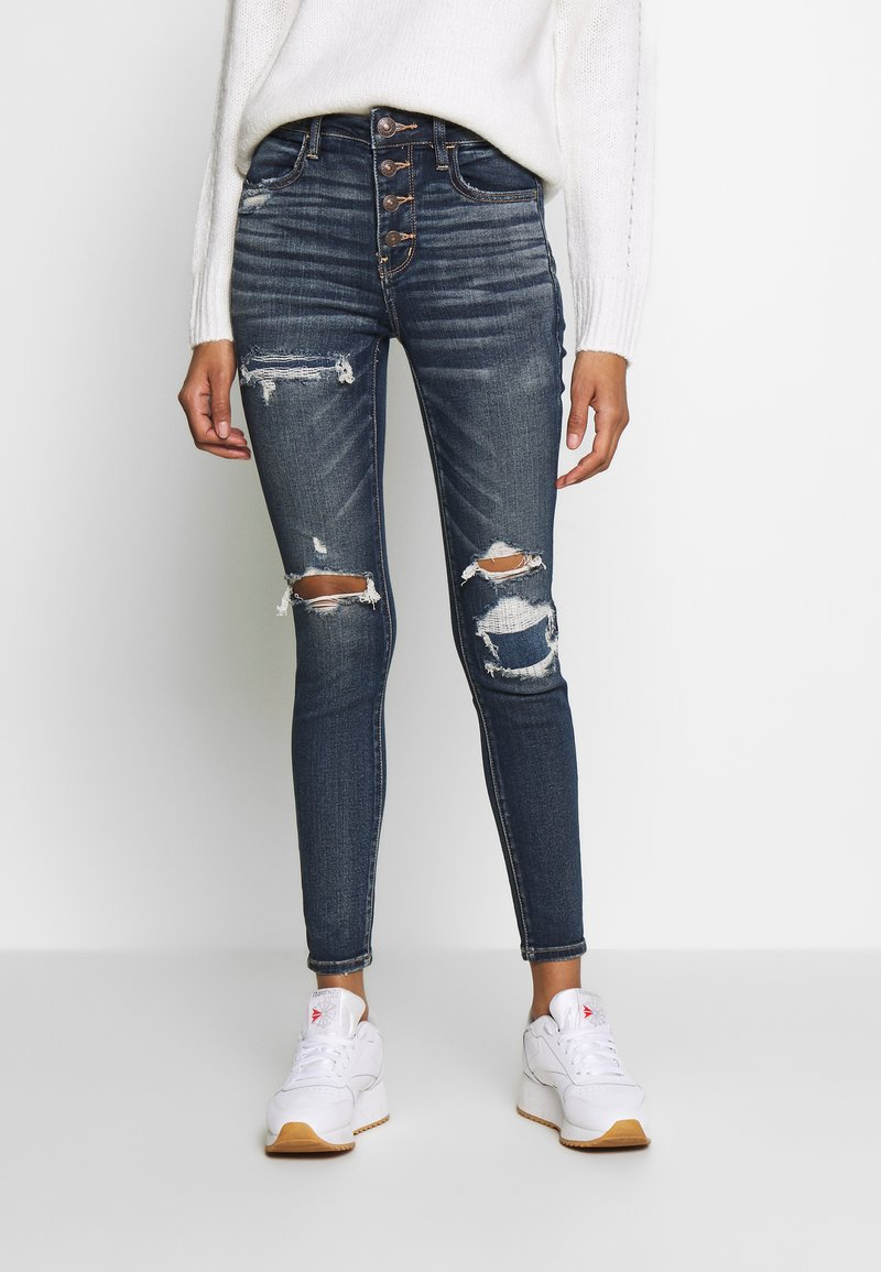 American Eagle - Jeans Slim Fit - faded indigo