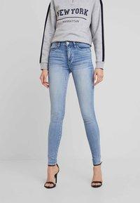 American Eagle - Slim fit jeans - light blue denim - 0