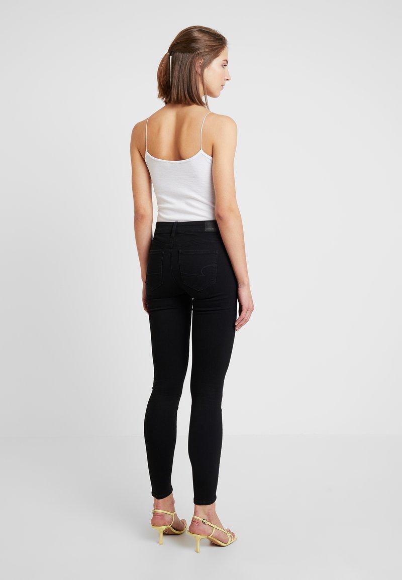 American Eagle - Jeans Skinny Fit - always black