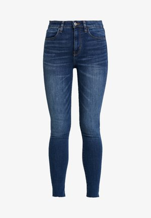 CROP - Jeans Skinny Fit - campus brights