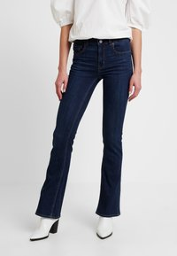 American Eagle - ARTIST - Jean flare - coldwater rinse - 0
