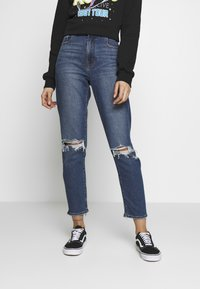 American Eagle - Jeans relaxed fit - easy breezy blue - 0