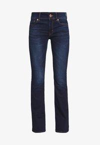 American Eagle - KICK BOOT - Bootcut jeans - monaco blue - 3