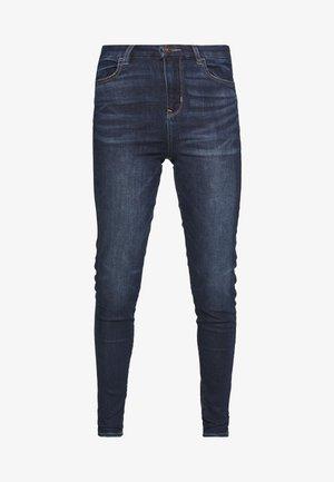 CURVY RISE - Jeans Skinny Fit - midnight dreamer