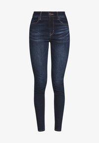 American Eagle - RISE JEGGING - Jeans Skinny Fit - blue denim - 3