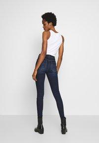 American Eagle - RISE JEGGING - Jeans Skinny Fit - blue denim - 2