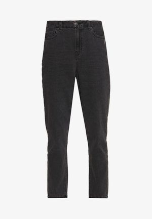 CURVY MOM - Jeans relaxed fit - rocker black
