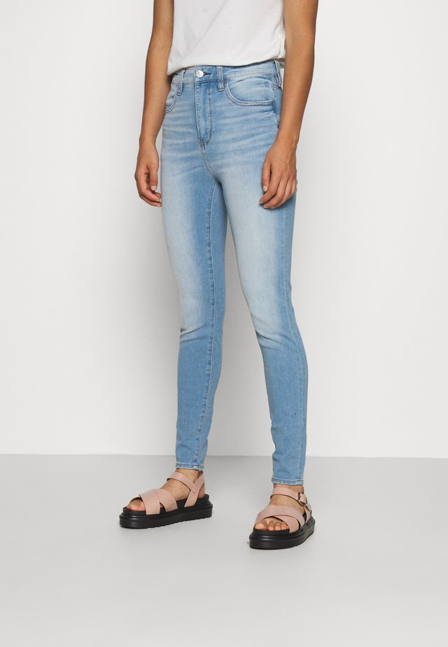 HIGH RISE JEGGING DREAM - Jeans Skinny Fit - cloud wash