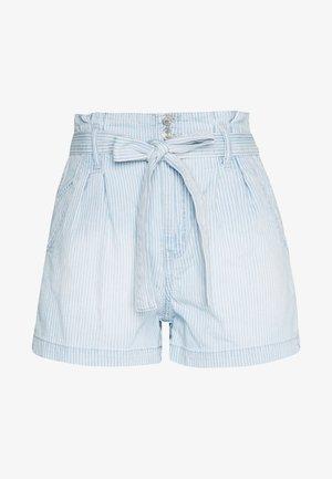MOM  - Shorts - light wash