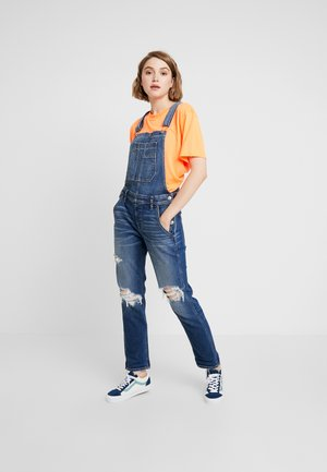 TOMGIRL OVERALL - Salopette - destroyed bright