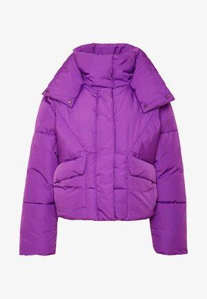 80S PUFFER - Vinterjakke - purple