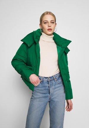 80S PUFFER - Winter jacket - green