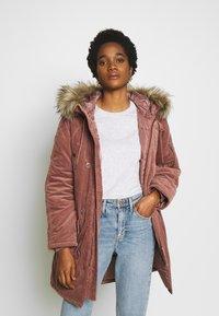 American Eagle - Winter coat - blush - 0