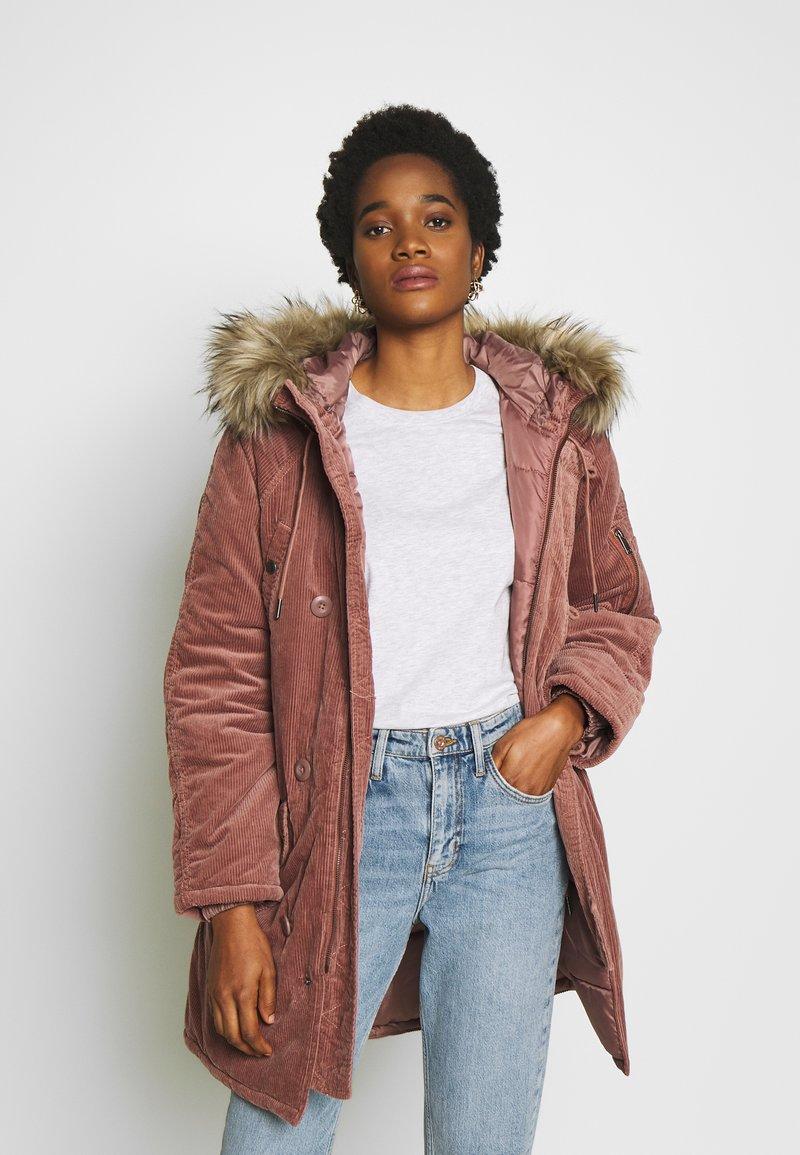 American Eagle - Winter coat - blush