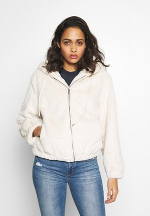 JACKET - Winter jacket - cream
