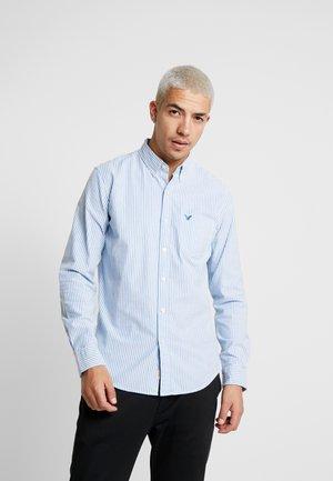OXFORD BENGAL STRIPE SLIM FIT - Shirt - blue bayou pembroke