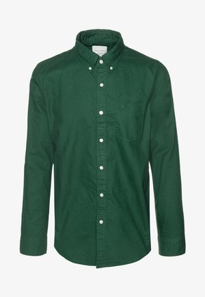 Camicia - deep forest green