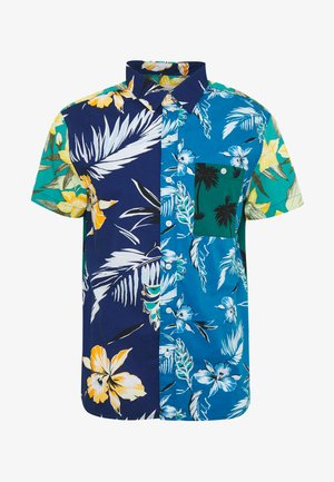 LARGE FLORAL TROPICAL PARTY SHIRT - Skjorter - blue