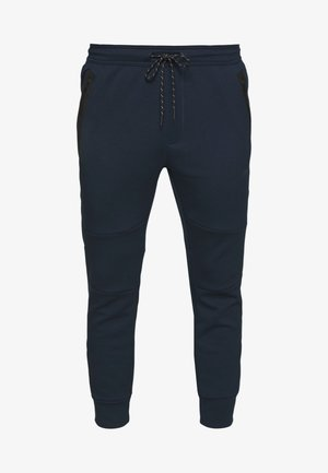 MANCHEGO TAPED  - Teplákové kalhoty - blue