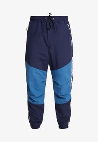 American Eagle - ACTIVE SIDE TAPE - Pantalon de survêtement - navy - 4