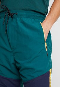 American Eagle - ACTIVE SIDE TAPE - Pantaloni sportivi - jade - 3
