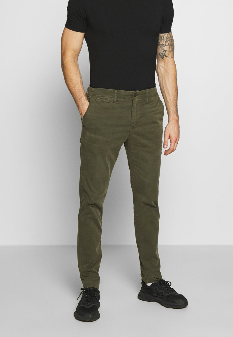 American Eagle - Chinos - olive