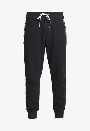 LAFAYETTE JOGGER - Spodnie treningowe - onyx black