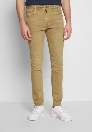 MENDED WALLIE - Trousers - khaki