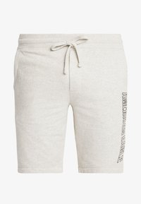 American Eagle - HERITAGE  - Jogginghose - oatmeal heather