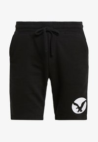 American Eagle - HERITAGE  - Pantalon de survêtement - jet black - 3