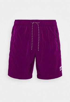 IRIDESCENT ALL DAY  - Shorts - purple