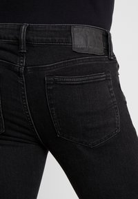 American Eagle - Jeansy Skinny Fit - black - 5
