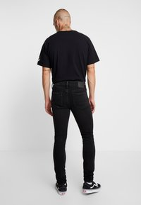 American Eagle - Jeansy Skinny Fit - black - 2