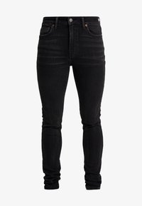 American Eagle - Jeansy Skinny Fit - black - 4