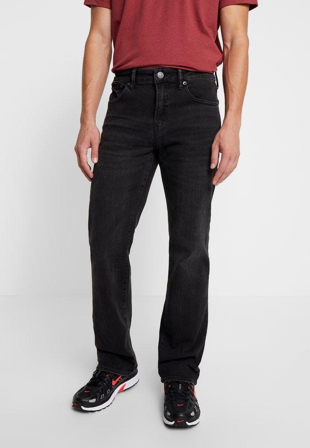 ORIGINAL - Bootcut jeans - black
