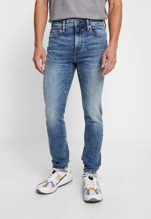 MEDIUM WASH - Skinny džíny - washed blue
